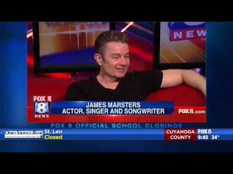 James Marsters Fox 8 Cleveland Morning Show Interview