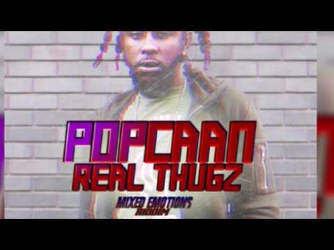 Popcaan - Real Thugz (Official Audio) (Mixed Emotions Riddim) March 2017