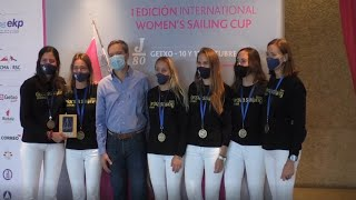 Especial ABRAvela . I International Women's Saling Cup