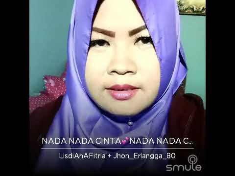 Jhon Erlangga + LiadiAnAFitria Nada Nada Cinta