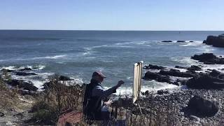 Portland Head Light House-  Keeler's Plein Air