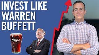 How To Invest Like BILLIONAIRE Warren Buffett 📈 [10 WAYS]