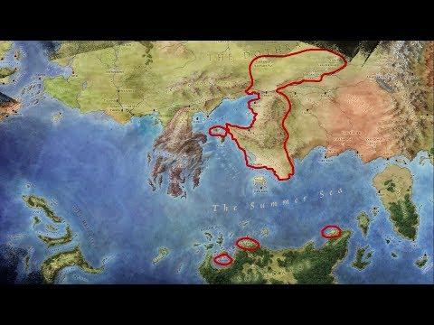Ghiscari Empire and Its Successors, Cities Mereen, Astapor and Yunkai   Essos