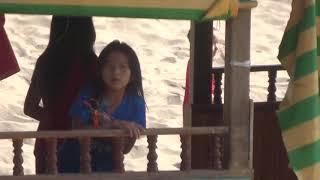 [LAOS to Thai]Slow Boat trip(Luang Phabang→Pakbeng→Huai Xay)ラオスからタイ スローボート旅 ルアンパバーン→ パークベン→フアイサーイ