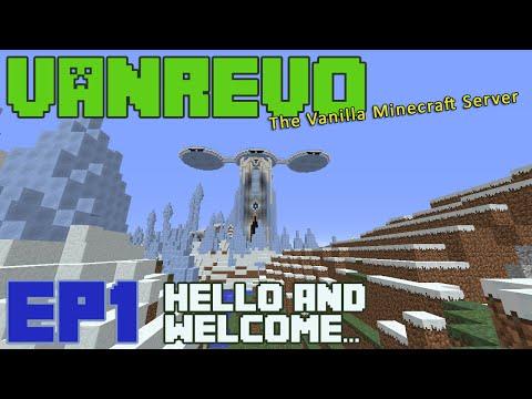 Vanrevo 'Hello and Welcome...' EP1