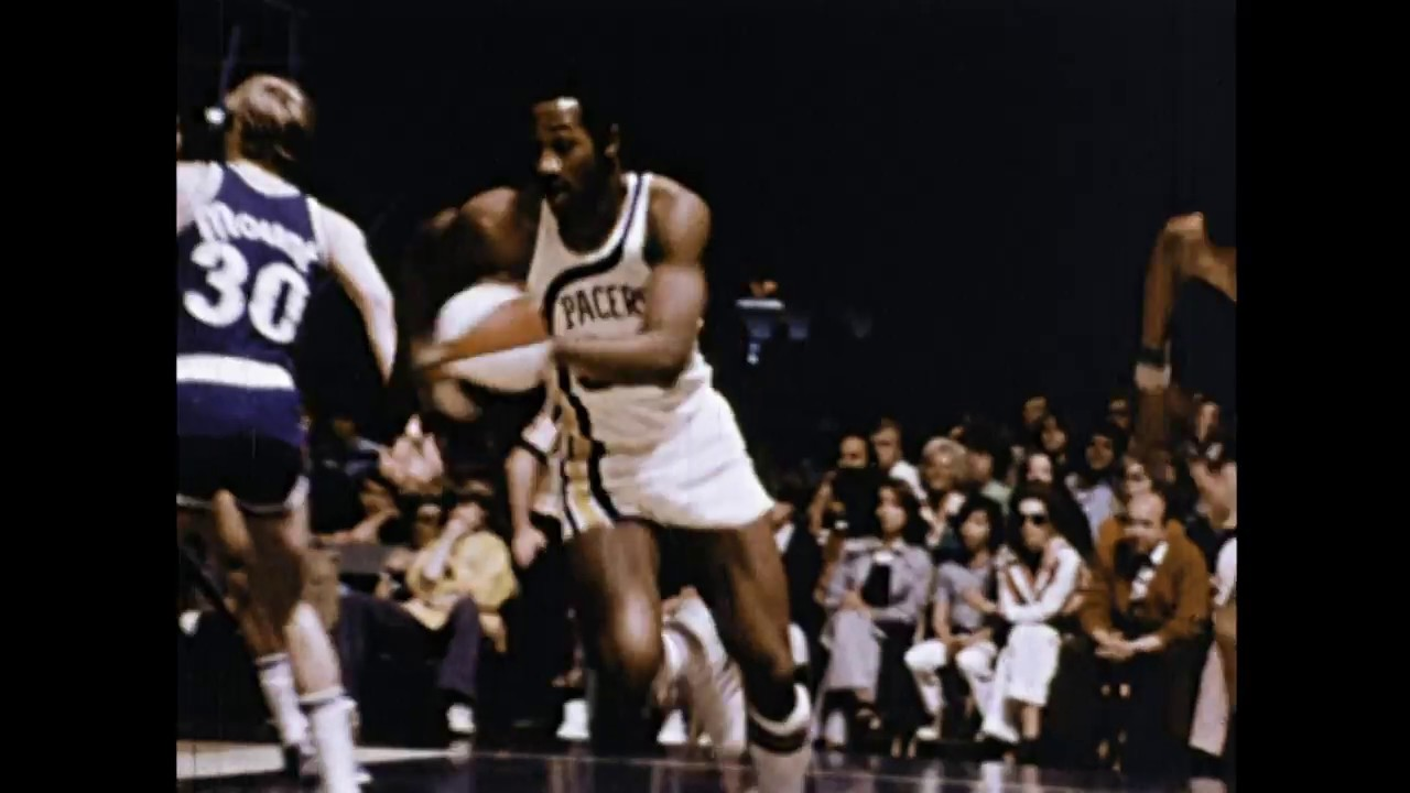 George McGinnis inducted into the Hall of Fame