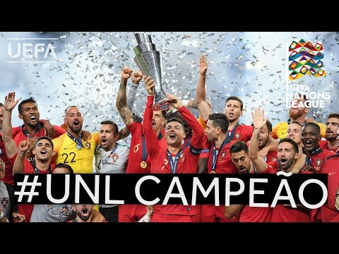 PORTUGAL 1-0 NETHERLANDS #UNL FINALS HIGHLIGHTS