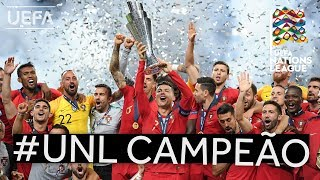 PORTUGAL 1-0 NETHERLANDS #UNL FINALS HIGHLIGHTS