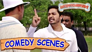 Akshay Kumar's Comedy Scene With Shreyas Talpade | Entertainment Hindi Movie