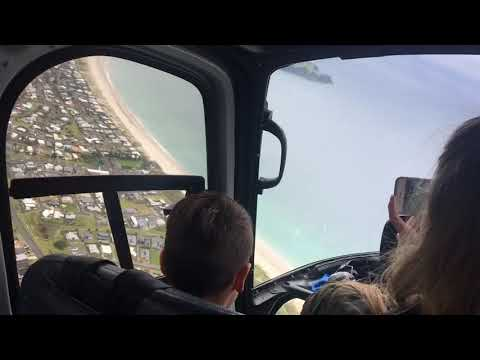 Flight over Omaha
