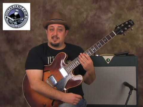 Learn How to Play Eye of the Tiger on Guitar - Free online Guitar Lesson Videos