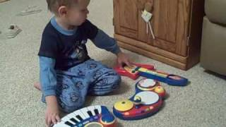 Little Tikes Pop Tunes Big Rocker Variety Pack