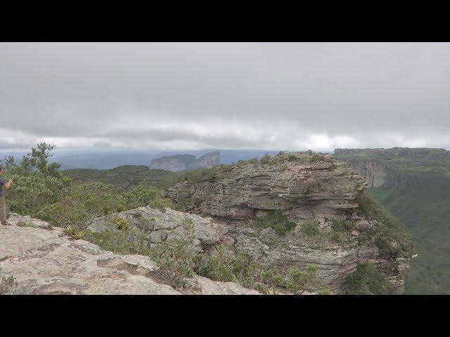 Uma viagem à Chapada Diamantina que revela suas pinturas rupestres