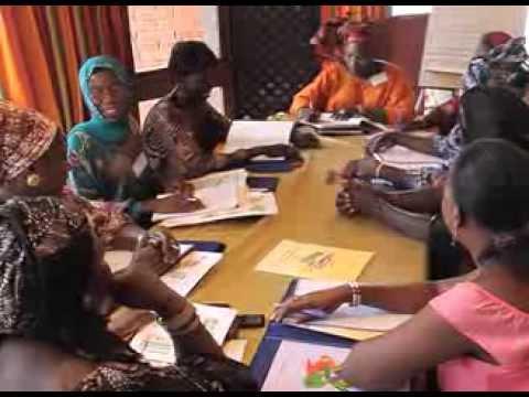 WHO: Preventing foodborne diseases - Women in Senegal are getting involved