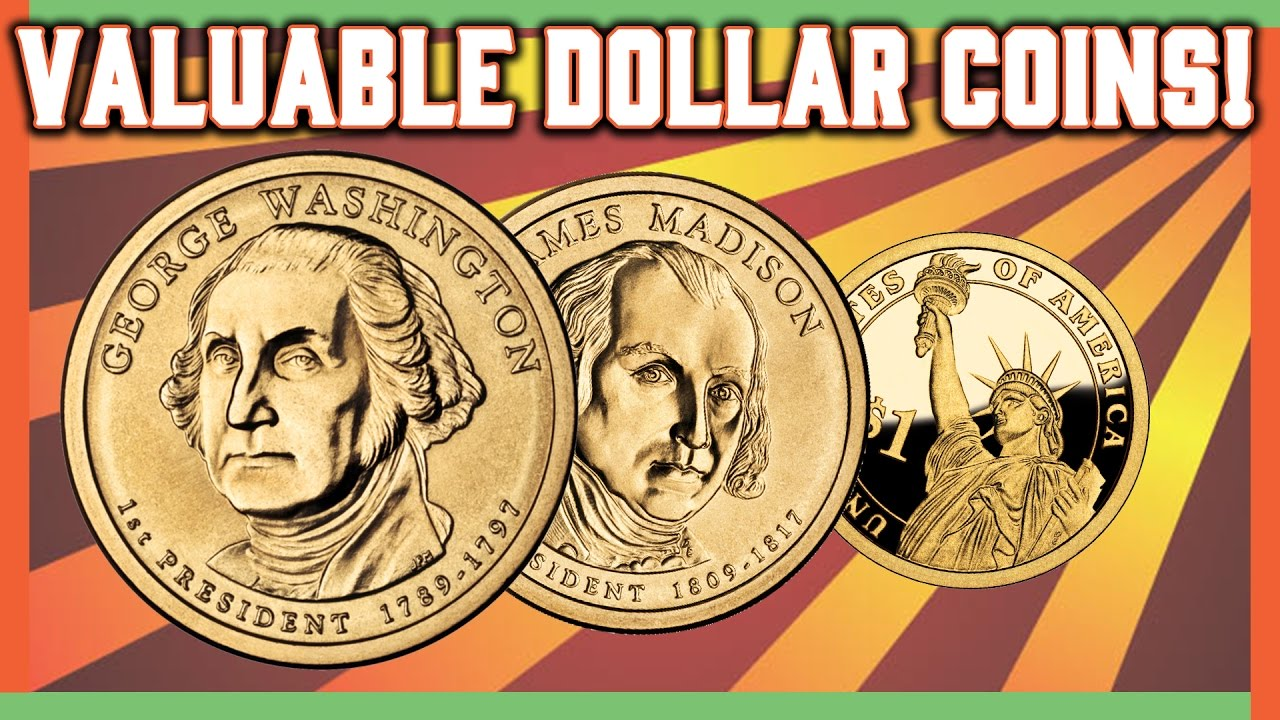 Rare Presidential Dollar Coin Error Valuable Coins Youtube
