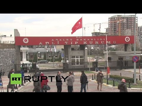 LIVE: Repatriation for the German victims of Istanbul suicide bomb attack