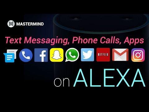 Mastermind Skill: Text Messaging, Phone Calls And Smartphone Apps On Alexa And Google Assistant