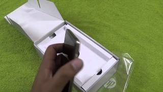 HP Slate 6 Voice Tab Unboxing