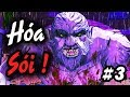 The Wolf Among Us #3: CHÍNH THỨC BIẾN THÀNH NGƯỜI SÓI !!!