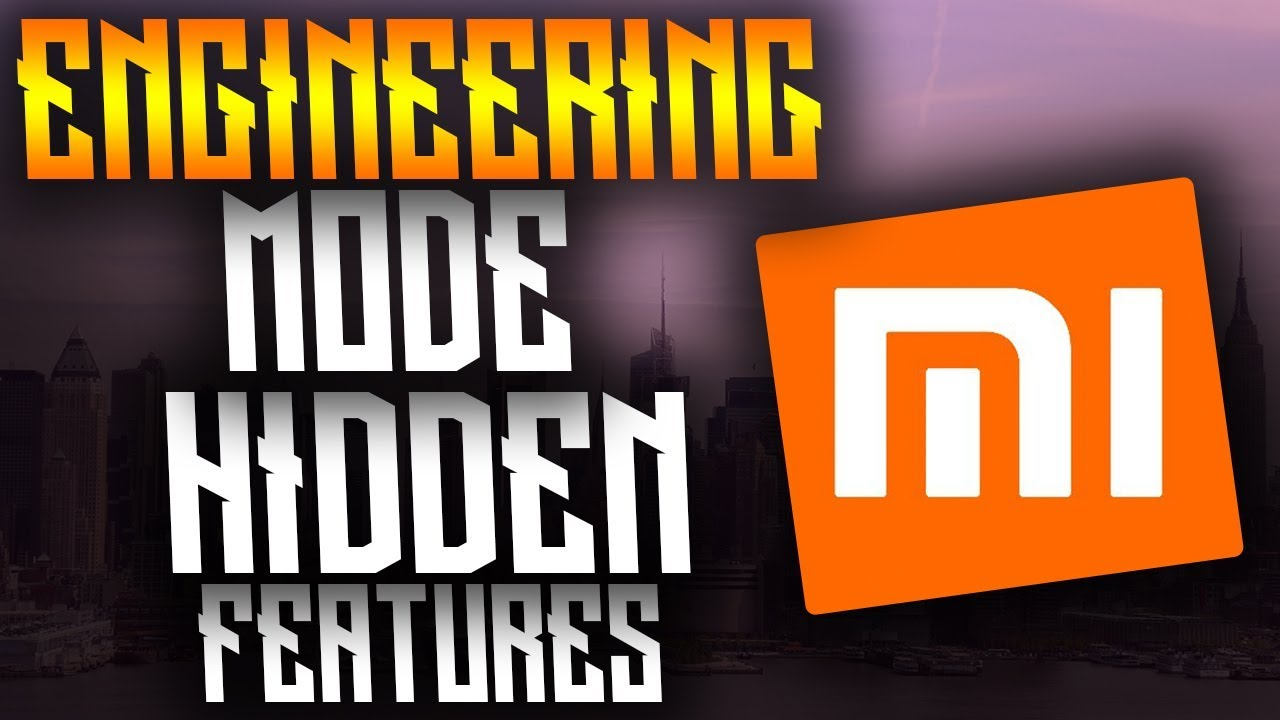 How To Enter in ENGINEERING MODE in any XIAOMI Smartphone🔥🔥