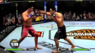 Bacan MMA Ep 15 UFC Undisputed 2009 Xbox 360