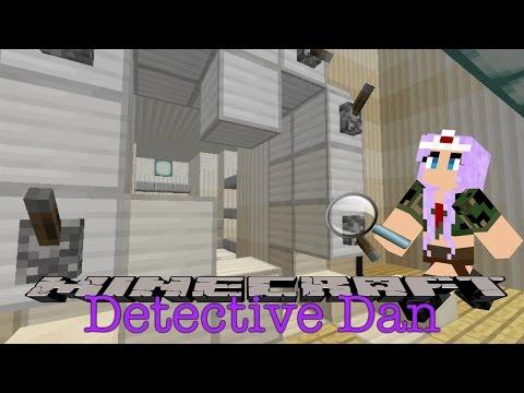 Who Robs A Bank Vault - Minecraft Detective Dan 2