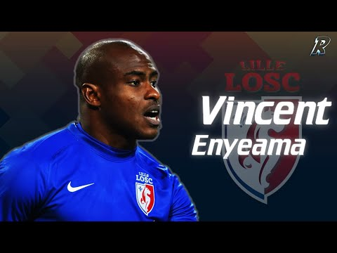 VINCENT ENYEAMA BEST SAVES FOR LOSC LILLE 2015/16/17