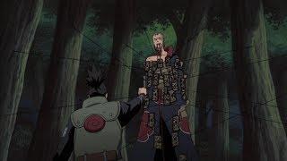 Hidan's Death   Shikamaru vs Hidan - Full Fight English Sub