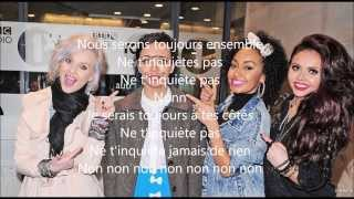 We Always Be Together French Lyrics Little Mix