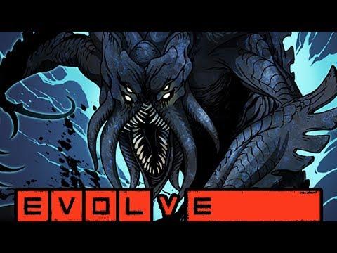 BAD TIMES, GOOD GAME :) Evolve Gameplay 2017 Walkthrough Stage 2 (PC 1080p 60fps)