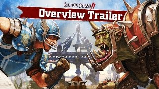 BLOOD BOWL 2: OVERVIEW TRAILER