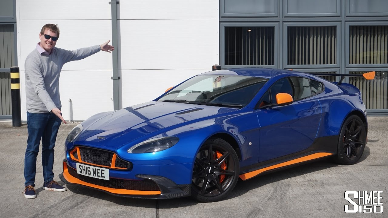 Aston Martin Gt8 >> How Hard Is Driving The Aston Martin Gt8 Fuel For Thought