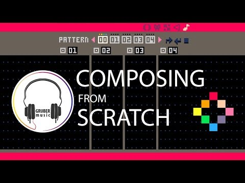 Composing Music From Scratch Pt. 1 - Pico-8 Music Tutorial #25