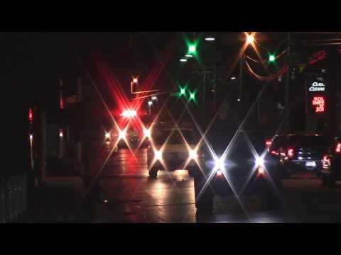 Kearny, Nj Fire Department Engine 1 Responding On Belleville Turnpike
