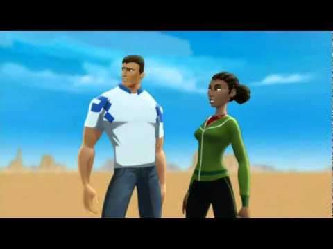 Hot Wheels Battle Force 5 - Starting Line - En-us - S01E01