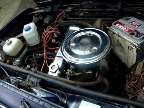 Гайка попала в двигатель