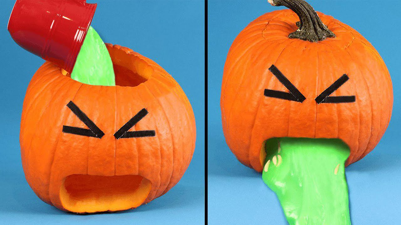 The Best Last Minute Halloween DIY Life Hacks