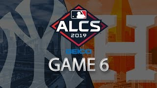 ALCS Game 6 Preview | New York Yankees Video