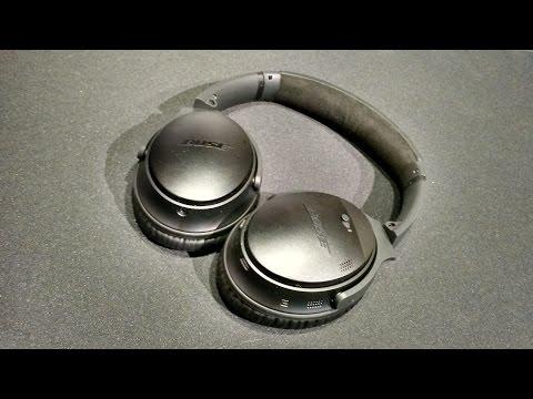 Z Review - Bose QuietComfort 35