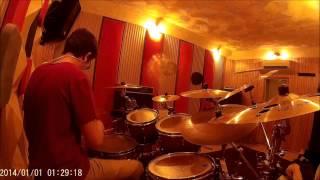Coldplay-Clocks    Drum Cover by En...
