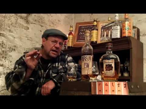 Whisky Review 589 - High West Campfire & Four Roses Small Batch Bourbon