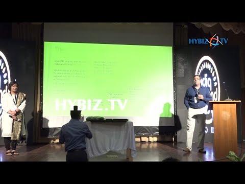 Manas,Brightsandz Clean Tech-India Fund Fest 2017 | Hybiz