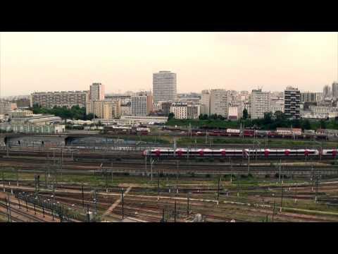 Timelapse Paris Gare du Nord
