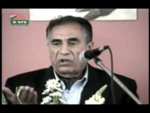 Raziq Faani Poem Afghani Poetry Recited by Sayed  Mustafa Hashimi