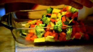 Vegetable Potato Enchiladas