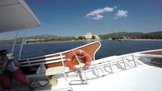 Neos Marmaras boat trip Porto Carras Hotel