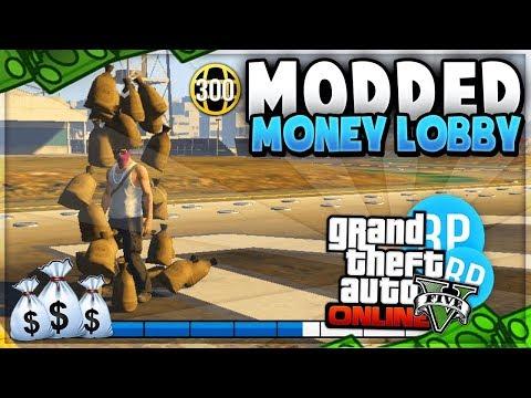 *FREE* GTA 5 Money Drop Lobby - Modded Lobbies [PS3/PS4/XBOX/GTAV]