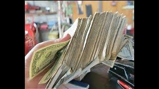 VENDING MACHINE MONEY AND A TRIP TO THE VETERINARIAN FOR LUKE - A PASSIVE INCOME BLITZ