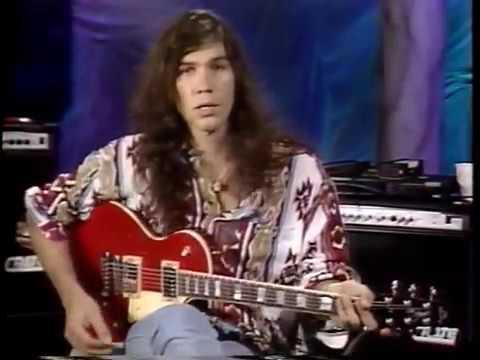 Slaughter Mark Slaughter Star Licks Beginning Guitar 1990 Part 5