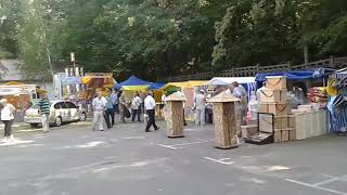 Виставка бджільниства в Києві Інститут Прокоповича